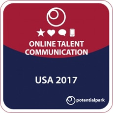 Dell was ranked No. 16 by Potentialpark in the OTaC Online Talent Communication 2016 Study
