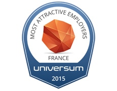 Universum Most Attractive Employees