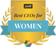 Best CEO for women 2018