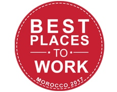 Best Place to Work Morocco 2017