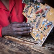 Working to turn e-waste into valuable resources.