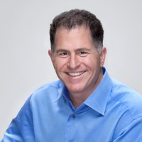 Un message de Michael Dell (en anglais)