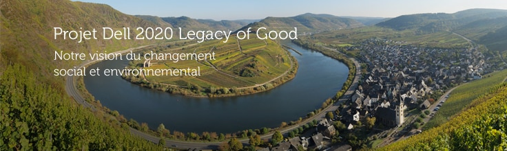 Projet Dell 2020 Legacy of Good