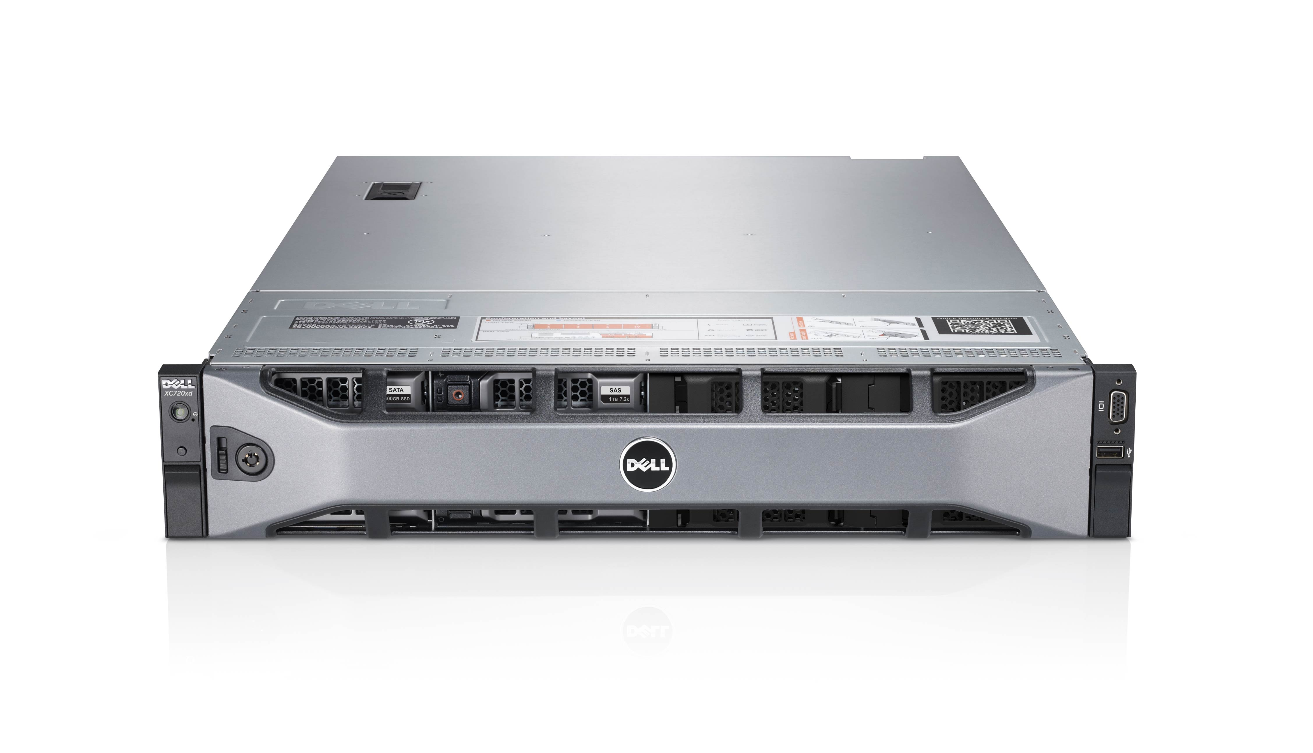 Dell XC Series Front Angle