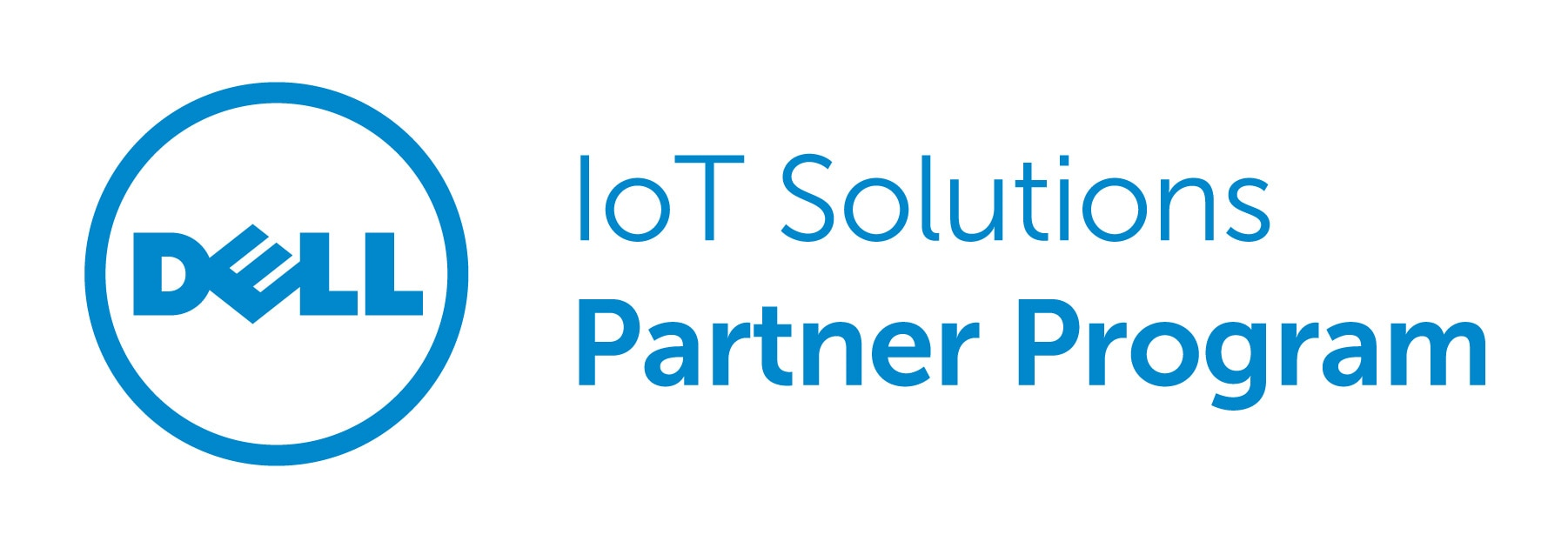 Dell IoT Solutions Partner Program Logo RGB