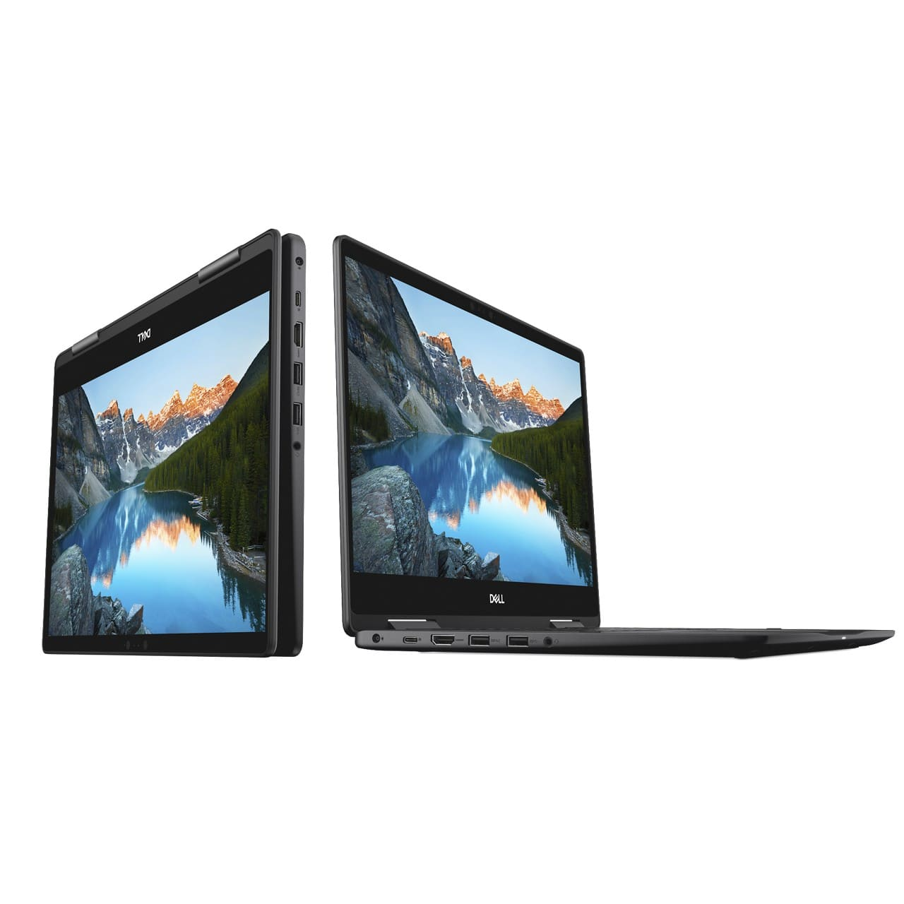 Dell is also announcing a new version of the Inspiron 15 7000 2-in-1 with  an abyss black finish and top of the line features, including Intel Core i7  ...