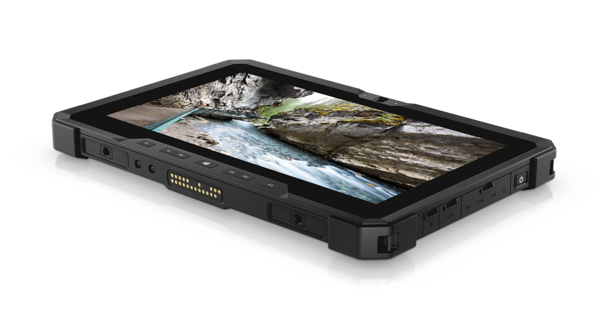 Latitude 7212 Rugged Extreme Tablet