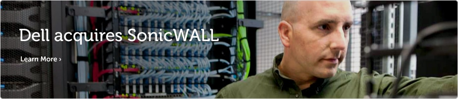 Dell acquires SonicWALL