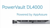 Dell PowerVault DL4000