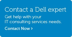 Talk to Dell About IT Consulting