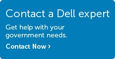 Talk to Dell about state and local government needs.