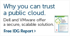 Why you can trust a public cloud. Free IDG Report