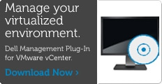 Manage your virtualized environment. Dell Management Plug-In from VMware vCenter. Download now.