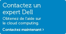 Discutez du Cloud Computing avec Dell.