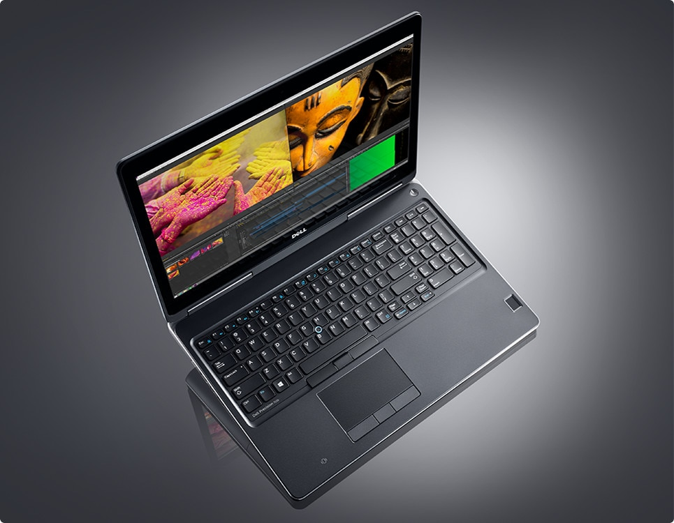 New Dell Precision 15 7000 Series (7510) - Premium design. Premium performance.