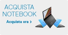 Acquista notebook