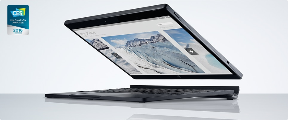 XPS 12 2-in-1-Innovation that inspires.
