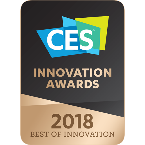 CES 2018 Best of Innovation Awrds Honoree: Dell Ocean Plastics Packaging