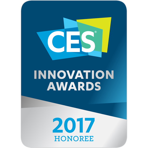 KM717 Wireless Keyboard and Mouse - CES 2017 Innovation Awards Honoree: Computer Accessories