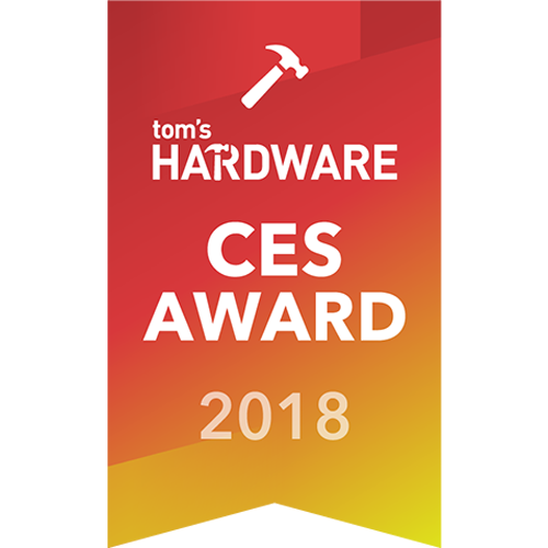 XPS 15 2-in-1, CES 2018 Best in Show: Most Innovative Laptop - Tom's Hardware