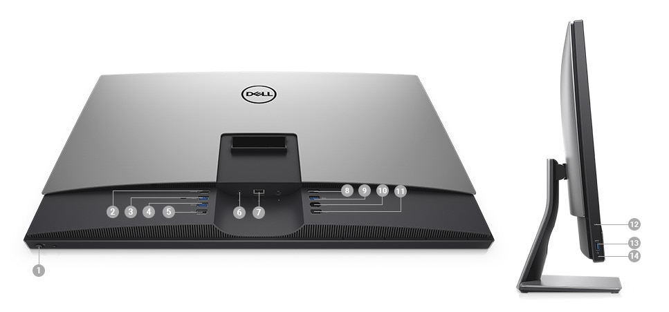 Inspiron 27 Inch 7775 All In One Computer Ready For Vr Dell United