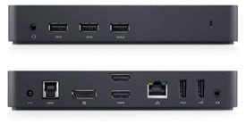 Dell USB3.0 dock D3100