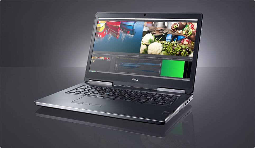 Precision 7710 Workstation Laptop | Dell Vietnam