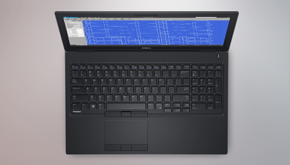 Precision 7530 Laptop- Performance perfected