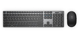 Precision 7730 - Dell Premier Wireless Keyboard and Mouse | KM717