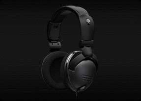 Alienware TactX-headset.