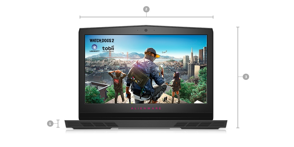 Alienware 17 Gaming Laptop Built For Virtual Reality Dell