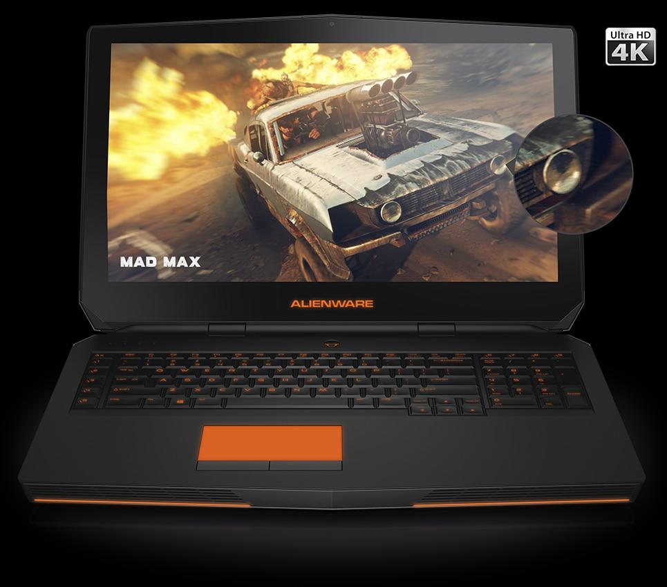 Dell Alienware 17 R3 TI ThunderBolt Drivers for Windows 10