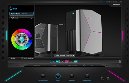 Alienware Command Center 4.6