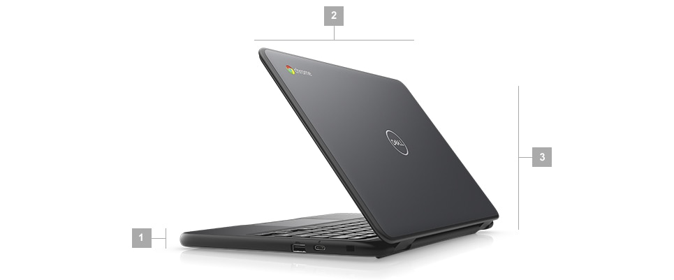chromebook 5190 - Dimensions & Weight