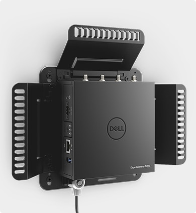 Dell Edge Gateway 3002 - Take computing even further to the edge