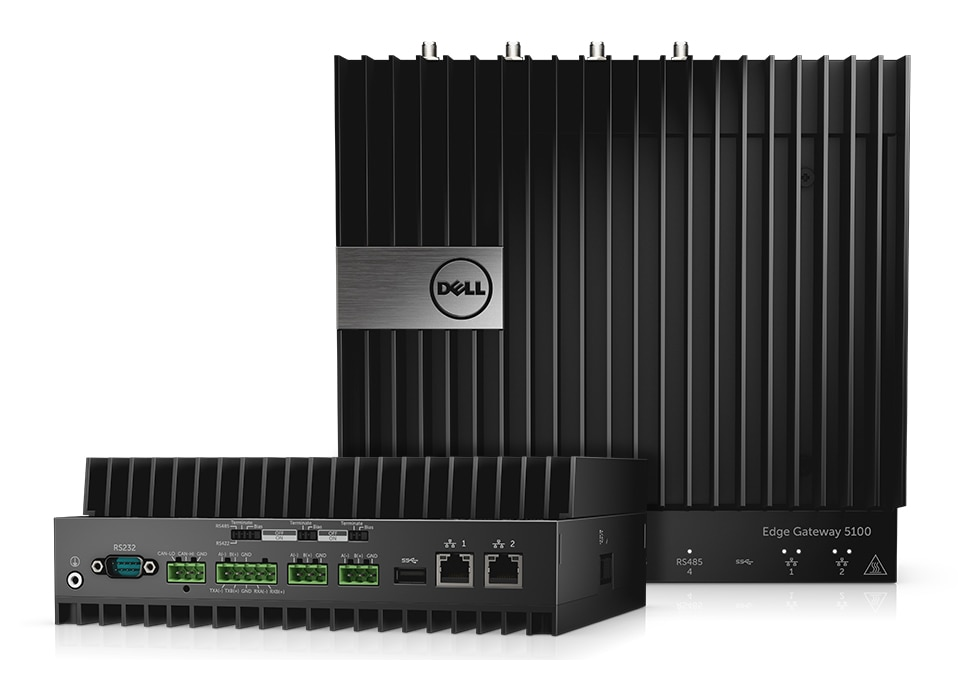 "Dell Edge Gateway 5100 – Η τελειοποίηση του ""Internet of Things"""