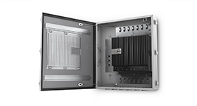 Dell Edge Gateway 5000 - Rugged Enclosure