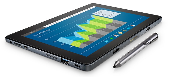 New Venue 10 Pro Tablet - Ready every step of the way