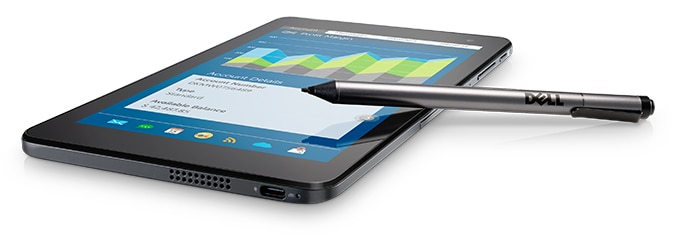 Designed for your workplace - Dell Venue 8 Pro