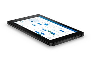 Top security, manageability and reliability - Dell Venue 8 Pro