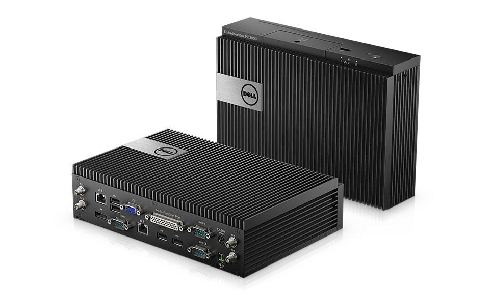 Embedded Box PC 3000: reduzca el tiempo de comercialización de las soluciones de meses a semanas