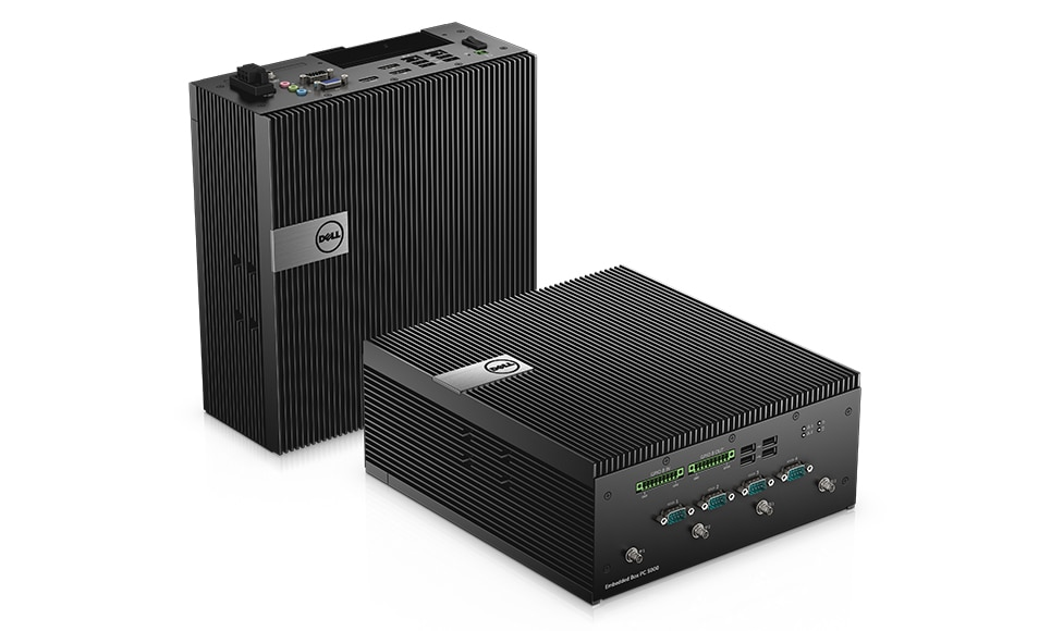 Fully rugged, industrial Embedded Box PC 5000 | Dell USA