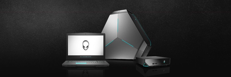 Alienware | We're Game