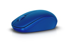 Dell Wireless Mouse | WM126 - Blue