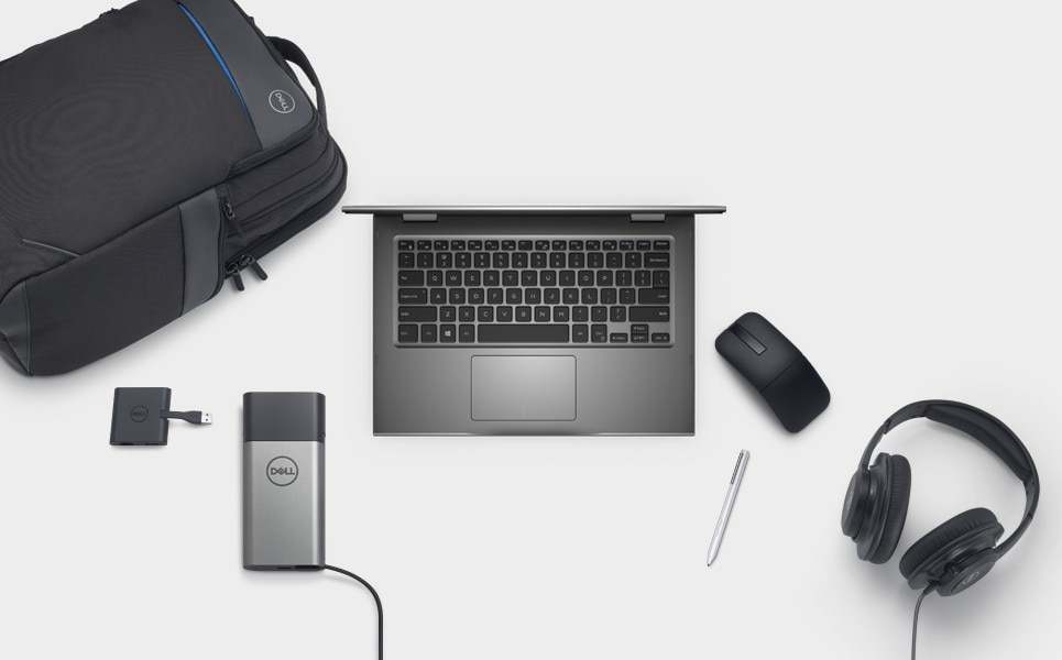 Essential accessories for your Inspiron 13 5000 2-in-1