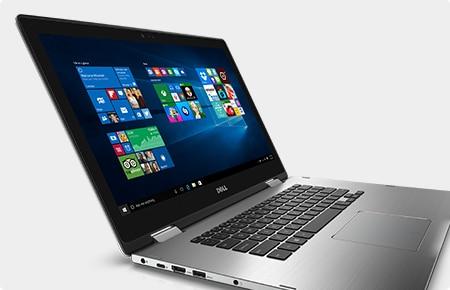 Dell Inspiron 15 7000 2 In 1 7th Gen Core I7 7500u 12gb