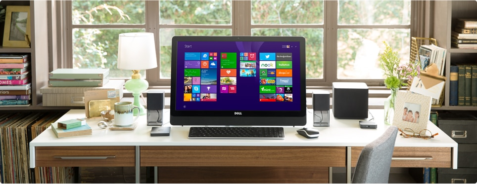 Essential accessories for your Inspiron 24 3000 Series All-in-One
