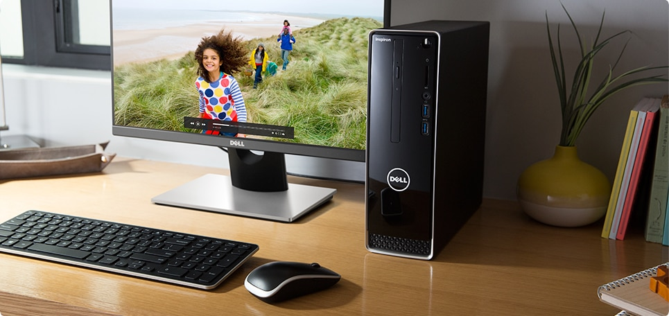 Essential accessories for your Inspiron Small Desktop.