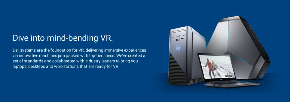 Dell Virtual Reality | Dell
