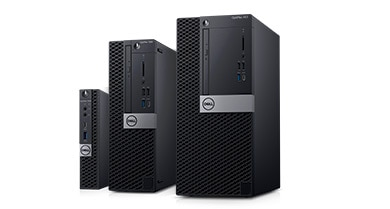 New OptiPlex Towers, Small Form Factors and Micros